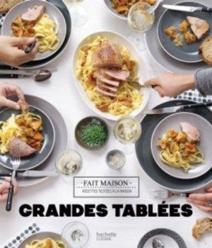 Grandes tablées - Hachette - 9782011713698 -