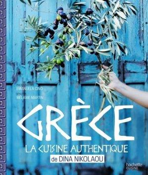 Grèce - Hachette - 9782016257920 -