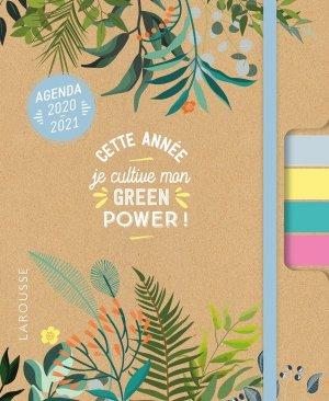 Green agenda 2020-2021 - larousse - 9782035991287 -