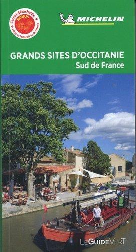 Grands sites de l'Occitanie. Sud de France. Avec 1 carnet détachables, Edition 2020 - Michelin Editions des Voyages - 9782067245495 -