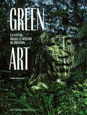 Green Art - alternatives - 9782072757815 -