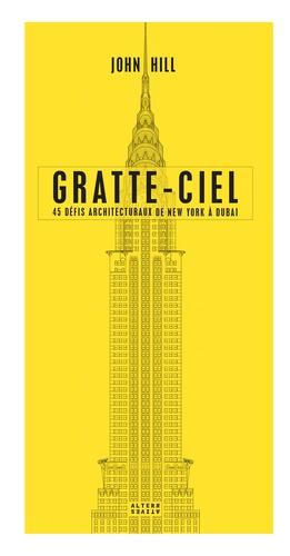 Gratte-ciel - alternatives - 9782072764233 -