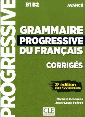Grammaire progressive du français - Nathan - 9782090381986