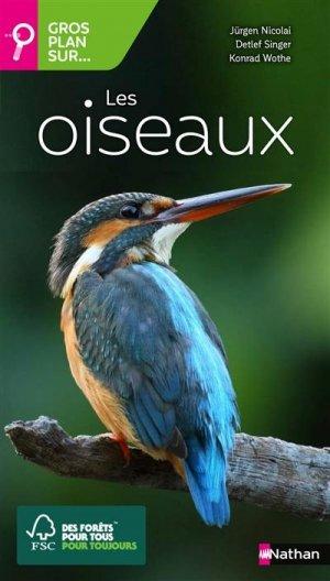 Gros plan sur les oiseaux - Nathan - 9782092791387 -