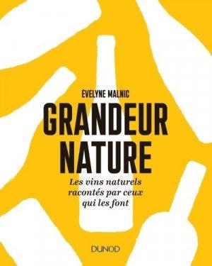 Grandeur nature - dunod - 9782100768899 -