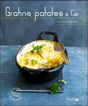 Gratins patates & cie - solar - 9782263053498 -