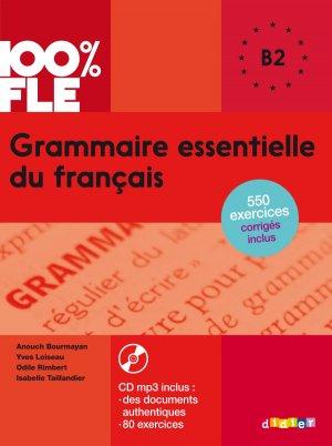 Grammaire Essentielle du Français B2 - didier - 9782278087327 -