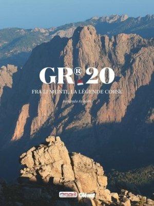 GR-20 - Glénat - 9782344044384 -