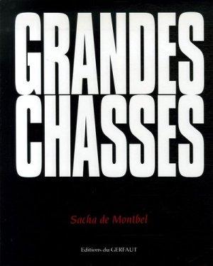 Grandes chasses - gerfaut - 9782351910108 -