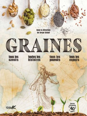 Graines - terre vivante - 9782360986187 -