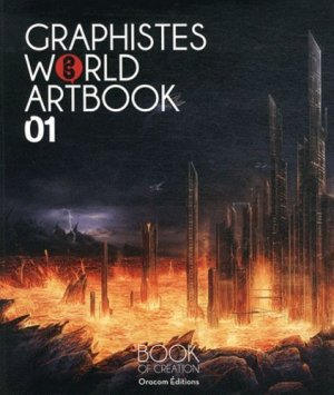 Graphistes World Artbook 01 - oracom  - 9782361450304 -