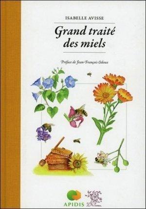 Grand traité des miels - le sureau - 9782364021112