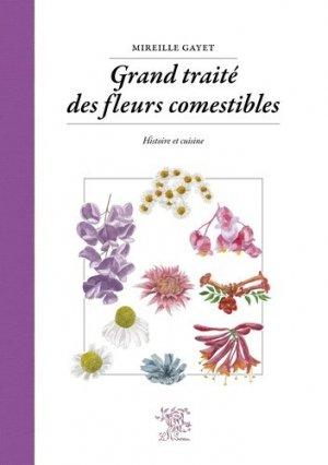 Grand traité des fleurs comestibles - le sureau - 9782364021471 -