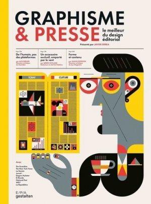 Graphisme & Presse, le meilleur du design éditorial - epa - 9782376712176 -