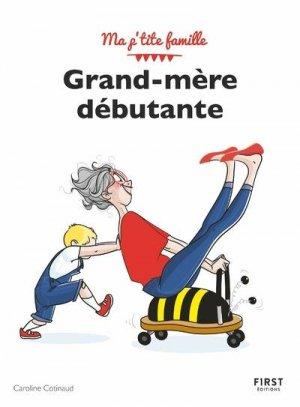 Grand-mère débutante - first editions - 9782412060322 -
