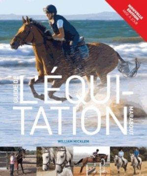 Grand guide Marabout de l'équitation - marabout - 9782501078832 -