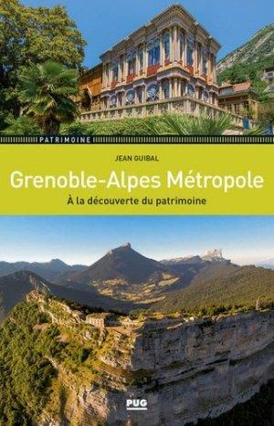 Grenoble Alpes Métropole - PUG - 9782706144219 -