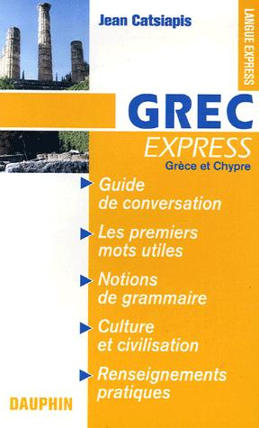 Grec Express - dauphin - 9782716312783 -