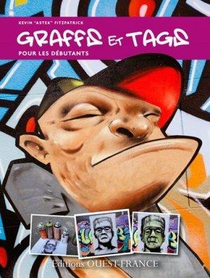Graffs et tags pour les débutants - Ouest-France - 9782737365751 -
