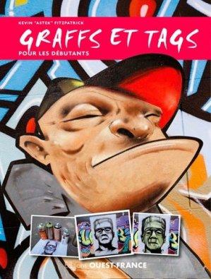 Graffs et tags pour les débutants - Ouest-France - 9782737369773 -
