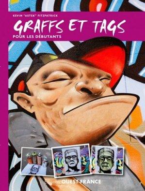 Graffs et tags pour les débutants - Ouest-France - 9782737374432 -