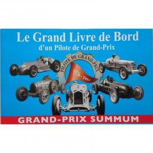 Grand-prix Summum - andre etancelin - 9782746693586 -