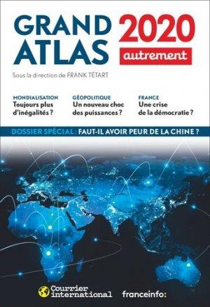 Grand atlas. Comprendre le monde en 100 cartes, Edition 2020 - autrement - 9782746751101 -
