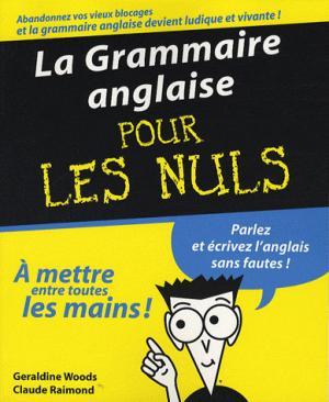 La Grammaire anglaise pour les nuls - first editions - 9782754005647 -