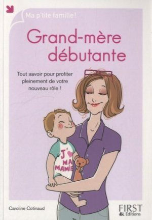 Grand-mère débutante - first editions - 9782754065559 -