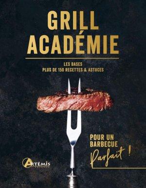 Grill Académie - artemis - 9782816017465 -
