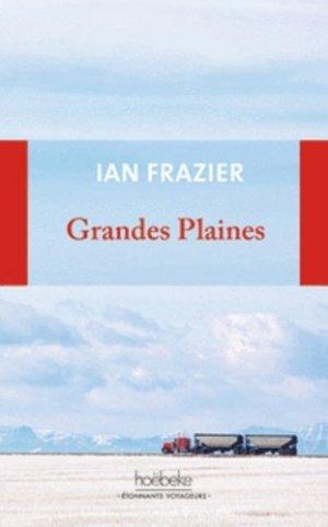 Grandes plaines - Hoëbeke - 9782842305963 -