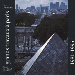 Grands Travaux à Paris. 1981-1995 - La Dispute - 9782843031472 -