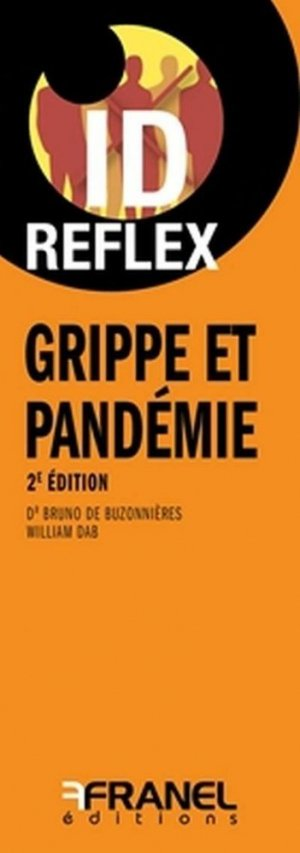 Grippe et pandemie - arnaud franel - 9782896037643 -
