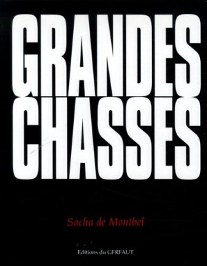 Grandes chasses - gerfaut - 9782901196549 -