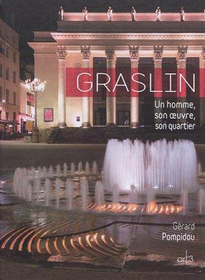 Graslin - art3 galerie plessis - 9782909417356 -