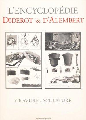 Gravure-Sculpture - bibliothèque de l'image - 9782914239806 -