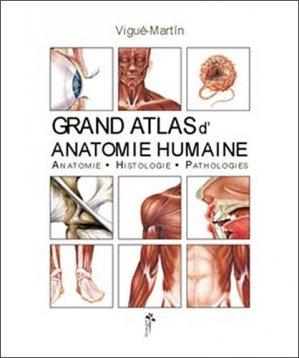 Grand atlas d'anatomie humaine - desiris - 9782915418057 -