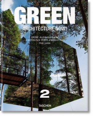 Green Architecture Now ! - taschen - 9783836535892 -