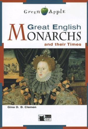 Great English Monarchs and their Times - black cat - cideb - 9788853004239 -