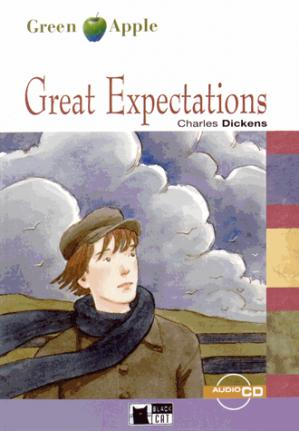 GREAT EXPECTATIONS  - BLACK CAT - 9788853008077 -