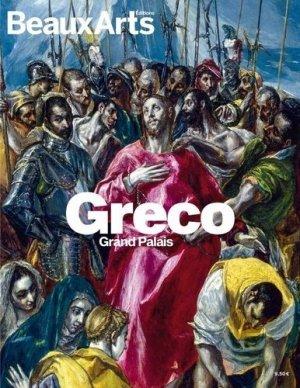 Greco. Grand Palais - beaux arts - 9791020405661 -