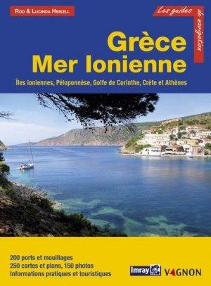 Grèce Mer Ionienne - vagnon - 9791027103669 -