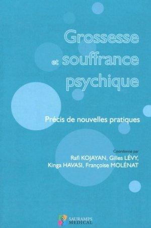 Grossesse et souffrance psychique - sauramps medical - 9791030300598