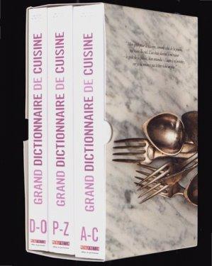 Grand dictionnaire de cuisine - Menu Fretin - 9791096339204 -