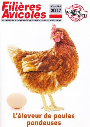 Guide de l'éleveur de pondeuses Edition 2017 - du boisbaudry - 2225190500200 -