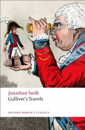Gulliver's Travels - oxford - 9780199536849 -