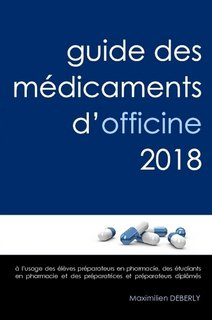 Guide des Médicaments d'Officine 2018 - Lulu - 9780244622275
