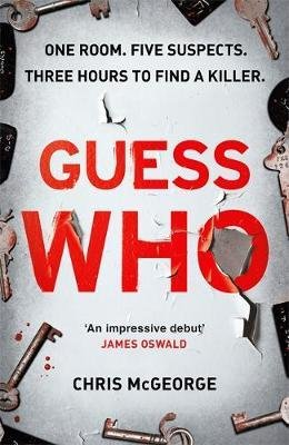 Guess Who - orion books - 9781409178088 -