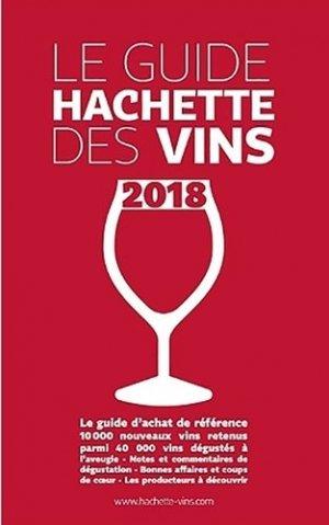 Guide Hachette des vins 2018-hachette -9782013919012