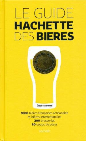 Guide Hachette des bières - hachette  - 9782013962612 -
